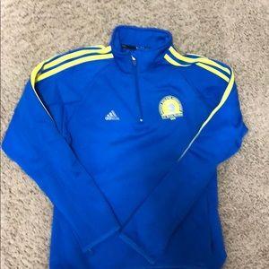 Adidas Boston Marathon sweatshirt